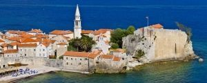 Budva taxi destination